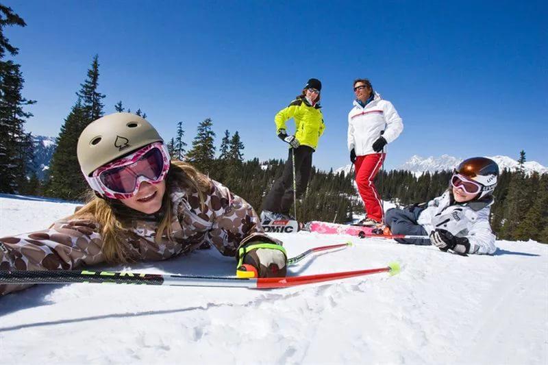 Туры на горнолыжные курорты Австрии
