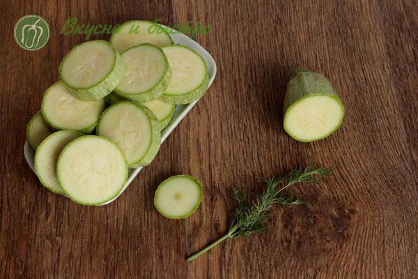 Жареные кабачки рецепты быстро и вкусно - резаные-кабачки