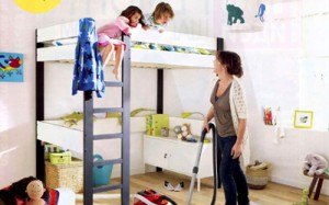 Как приучить ребёнка к чистоте и порядку?