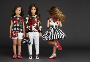 Детская летняя мода 2017