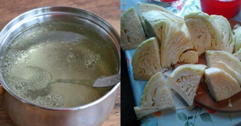 Маринованная капуста ( cabbage marinated).
