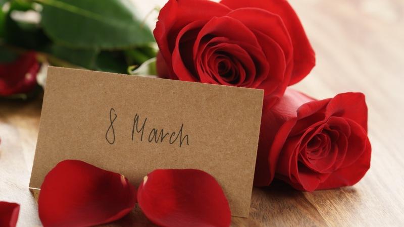 Стихи к 8 марту для женщин