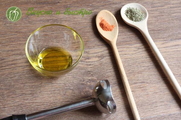 Рецепт приготовления рататуя