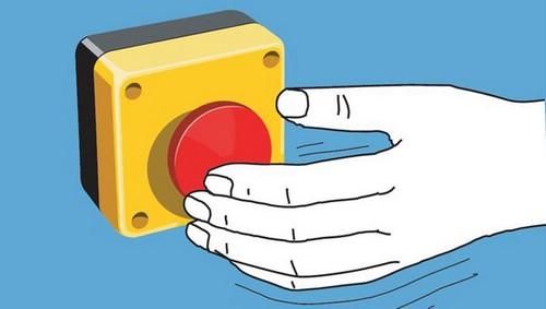 Аварийные кнопки