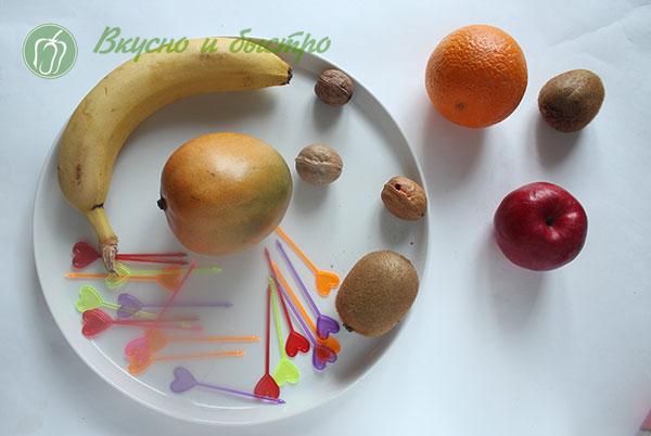 Канапе /Рецепты с Фото Простые и Вкусные.