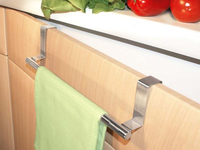 Вешалка для кухонных полотенец